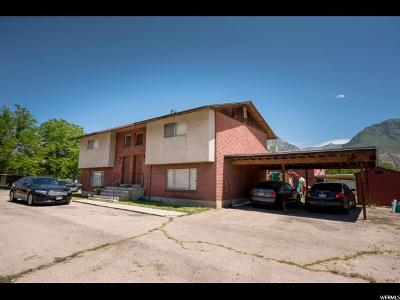 Provo Multi Family Home For Sale: 673 W 1800 N