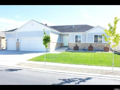 Eagle Mountain Single Family Home For Sale: 970 E Searle Ln