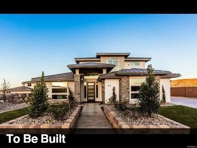 Lehi Single Family Home For Sale: 5343 N Meadowlark Ln W #LOT 10