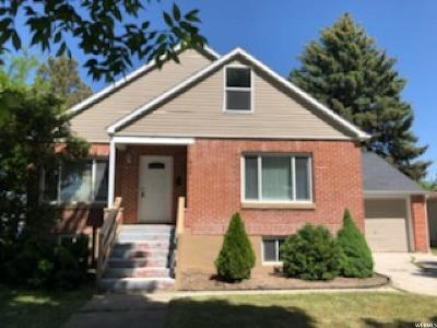 Preston Single Family Home For Sale: 466 N State St. W