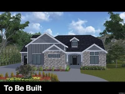 Lehi Single Family Home For Sale: 5386 N Meadowlark Ln W #LOT 16