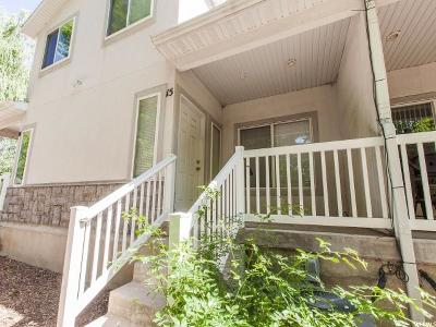Millcreek Townhouse For Sale: 4072 S 300 E #15