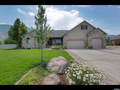 Mapleton Single Family Home For Sale: 679 W Monta Vista Dr