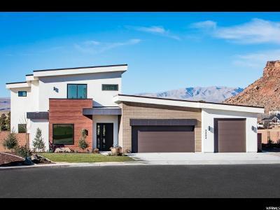 St. George Single Family Home For Sale: 3222 S Jacob Hamblin Cir