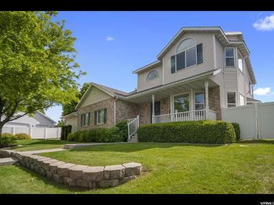 Smithfield Single Family Home For Sale: 398 S 900 E