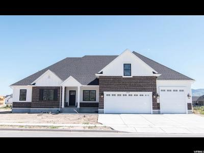 Lehi Single Family Home For Sale: 1573 W 800 N
