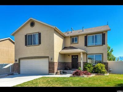 Lehi Single Family Home For Sale: 565 S Jordan Way W