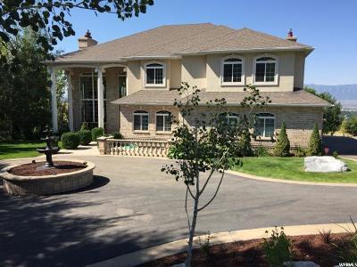 North Logan Single Family Home For Sale: 2006 E 2750 N