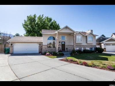 Orem Single Family Home For Sale: 505 W 1160 N