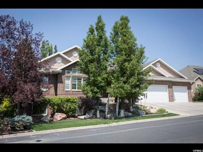 Layton Single Family Home For Sale: 1715 E Beechwood Dr