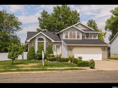 Layton Single Family Home For Sale: 1135 N 2775 W