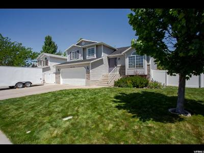 Layton Single Family Home For Sale: 2632 W 1125 N