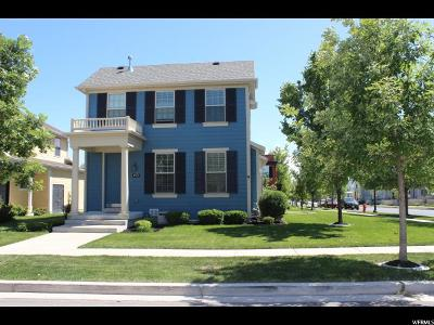 South Jordan Single Family Home For Sale: 4557 W Milford Dr S