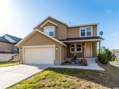 Eagle Mountain Single Family Home For Sale: 3981 E Hopi Rd