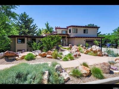 Salt Lake City UT Single Family Home For Sale: $1,175,000