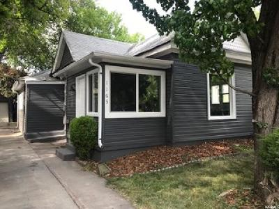 Salt Lake City UT Single Family Home For Sale: $335,000
