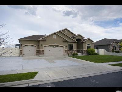 West Jordan Single Family Home For Sale: 8843 S Bornite Rd W #307