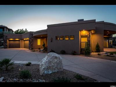 St. George Single Family Home For Sale: 1728 S Quartz Dr