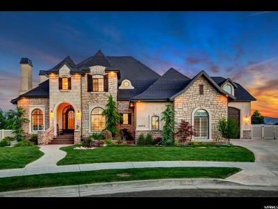 South Jordan Single Family Home For Sale: 10692 S Bison Ranch Cv W