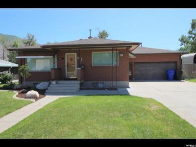Springville Single Family Home For Sale: 875 S 400 E