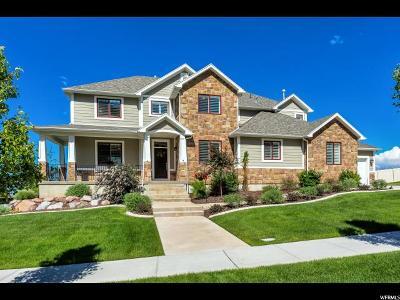 Herriman Single Family Home For Sale: 15083 S Bugle Ridge Dr
