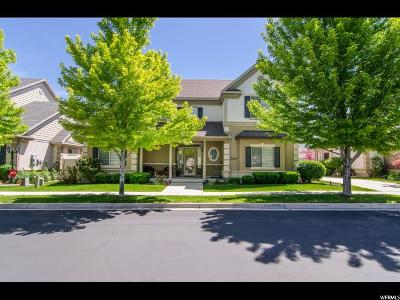 West Jordan Single Family Home For Sale: 6873 S Triumph Ln W