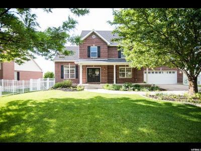 Logan Single Family Home For Sale: 1519 E Quail Way