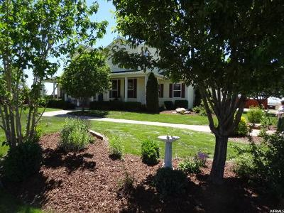 Single Family Home For Sale: 9088 N Highway 125 E