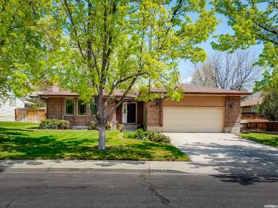 Orem Single Family Home For Sale: 1853 Laguna Vista Dr