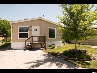 Logan Single Family Home For Sale: 1356 W 1550 S