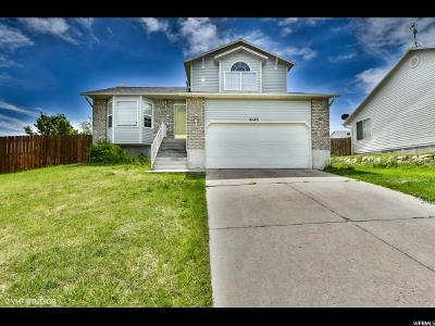 West Valley City Single Family Home For Sale: 6143 W Pine Valley Ln