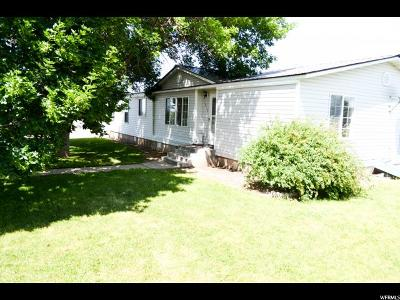Wellsville Single Family Home For Sale: 1010 S 200 E