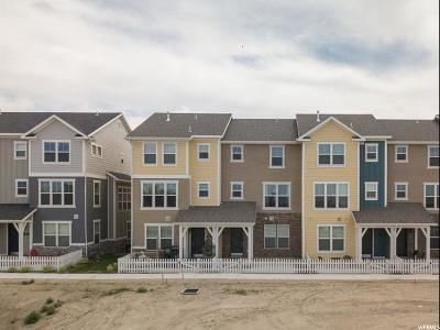 Bluffdale Townhouse For Sale: 1038 W Painted Horse Ln
