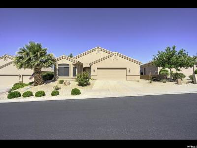 St. George Single Family Home For Sale: 4580 S Big River Dr