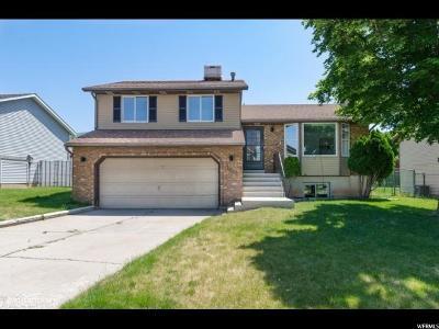 Layton Single Family Home For Sale: 1052 N 1000 E