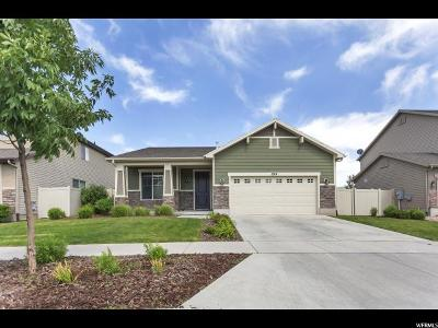 Davis County Single Family Home For Sale: 1014 N Fox Hollow Dr W