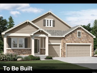 Layton Single Family Home For Sale: 3470 W 650 N #128