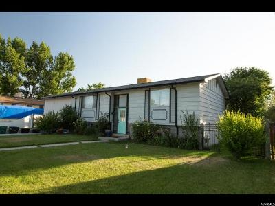 Provo Single Family Home For Sale: 1242 S 760 W