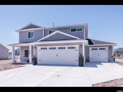 Nibley Single Family Home For Sale: 3307 S 1300 W