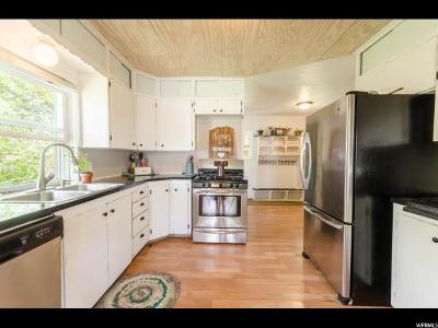 Smithfield Single Family Home For Sale: 176 W 100 N