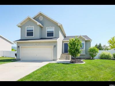 Woods Cross Single Family Home For Sale: 1319 W 1300 S