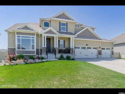 Layton Single Family Home For Sale: 857 W 700 S