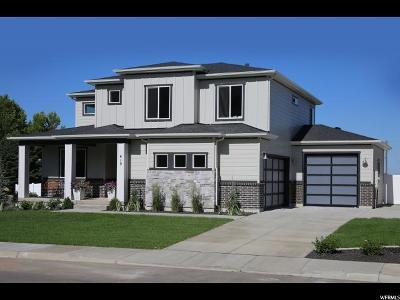 Mapleton Single Family Home For Sale: 415 N 250 E