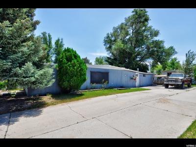 West Jordan Single Family Home For Sale: 8538 S Susan Way