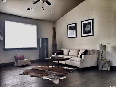 Wasatch County Condo For Sale: 14345 N Buck Horn Trail #K