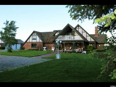 Mendon Single Family Home For Sale: 2728 S Hwy 23