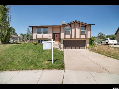 Layton UT Single Family Home For Sale: $229,900