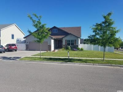 Logan Single Family Home For Sale: 820 W 1100 S