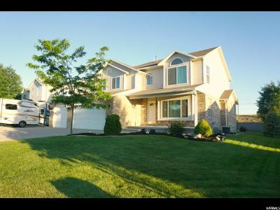 West Jordan Single Family Home For Sale: 4556 W Bingham Park Dr