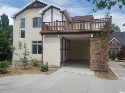 Salt Lake City Single Family Home For Sale: 1191 S Liberty Wells Pl
